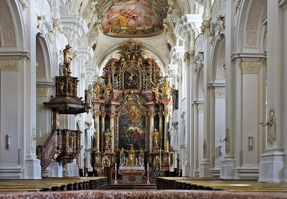 Basilika und Pfarrkirche Niederalteich - Werner Conrad