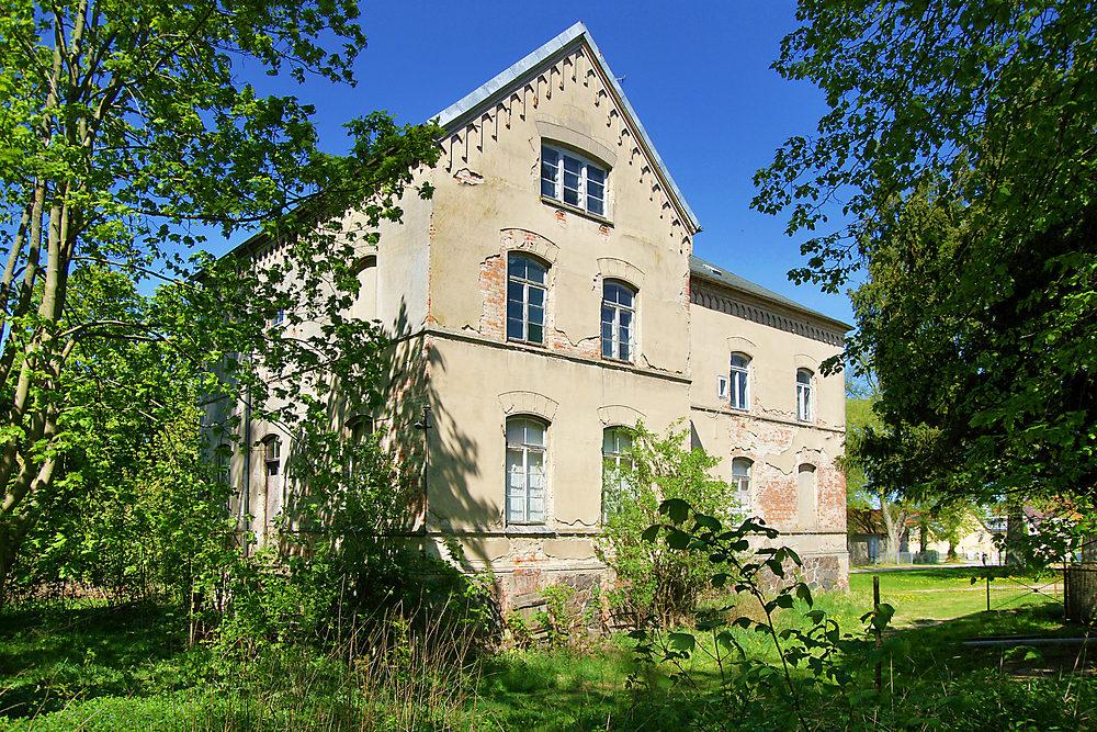Schloss Kobrow - Werner Conrad